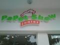 Γράμματα - Fast Food